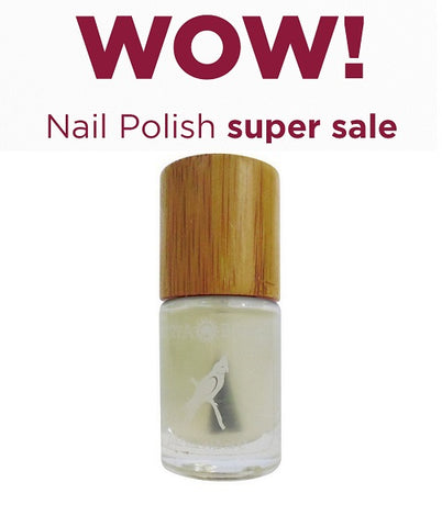 7-Free Nail Polish Extra Shine Top Coat Surya Brasil 9.5ml - 45.20 Special Offer