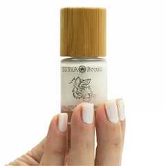 Exotic Animals Nail Polish White Tiger