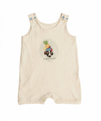 Organic Cotton Dog Onesie