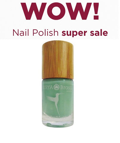 7-Free Nail Polish Hummingbird Surya Brasil 9.5ml - 45.4 Special Offer
