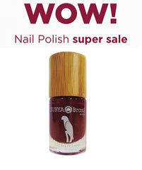 Exotic Animals Nail Polish Eclectus Parrot Surya Brasil 9.5ml - 45.11 Special Offer