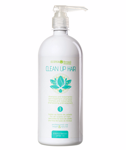 Pre-Treatment Clean Up Hair Shampoo