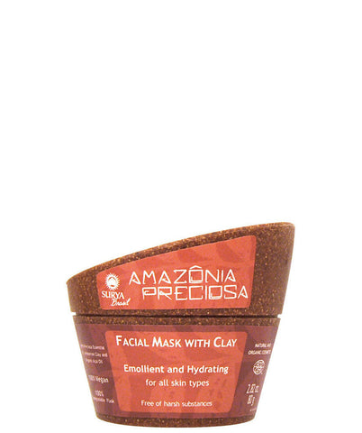 Amazonia Preciosa Facial Mask with Clay