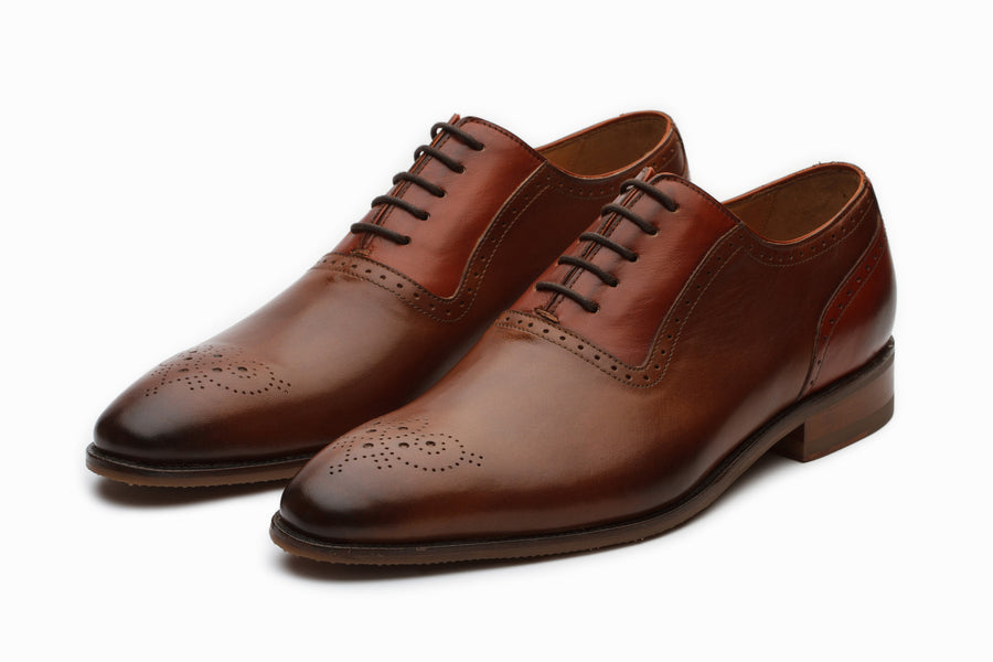 Westbury Oxford Leather Shoes