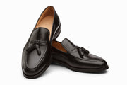 Tassel Loafers- Black