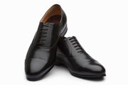 Toecap Oxford Black