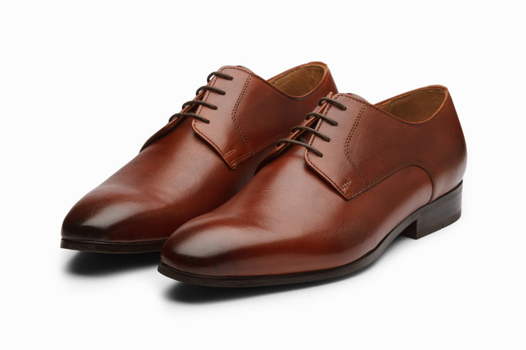 Plain Derby Cognac