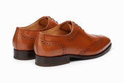 Wingtip Brogue - Cognac
