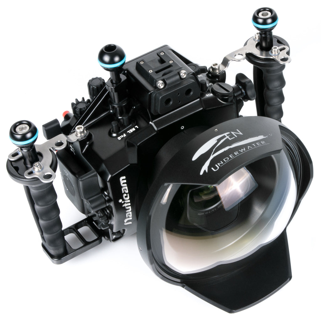 DP-170 170mm Fisheye Dome Port