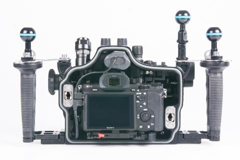 Zen Underwater External Battery Pack for A7II Cameras