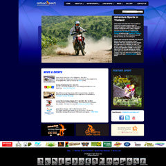 Action Sports Asia website screenshot