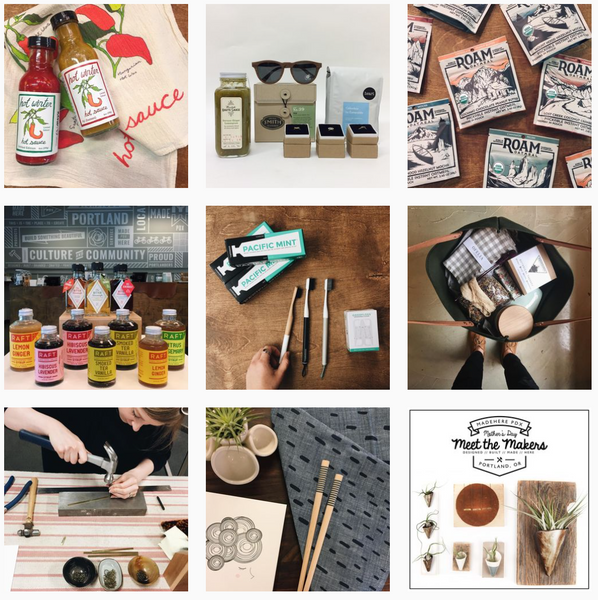 MadeHere Portland Sustainable gifts