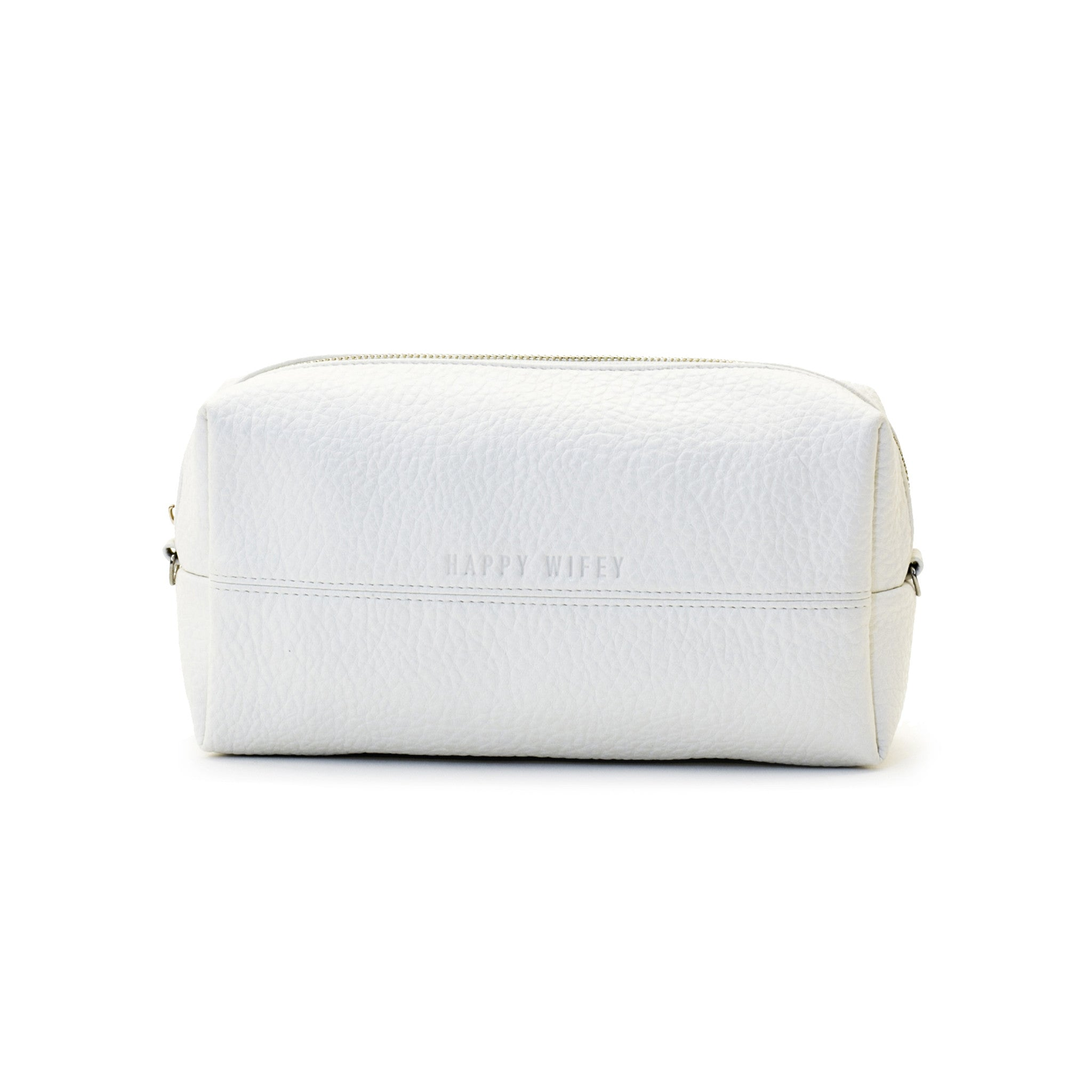 Medium Makeup Bag - Happy Wifey