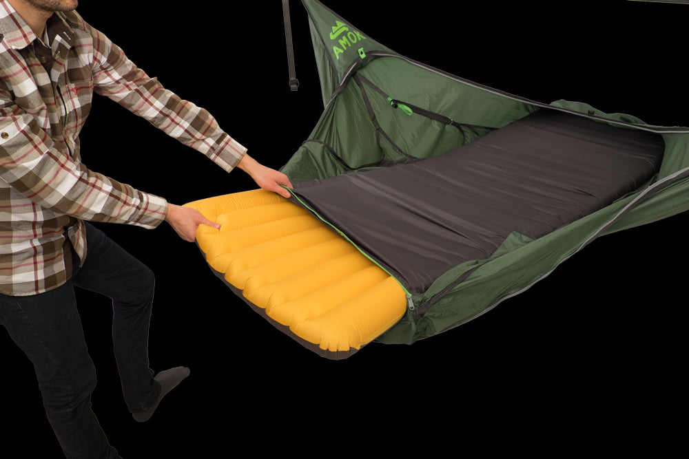 e33c98f57ce The 8 Best Sleeping Pads for Your Amok Draumr - Hammock Town