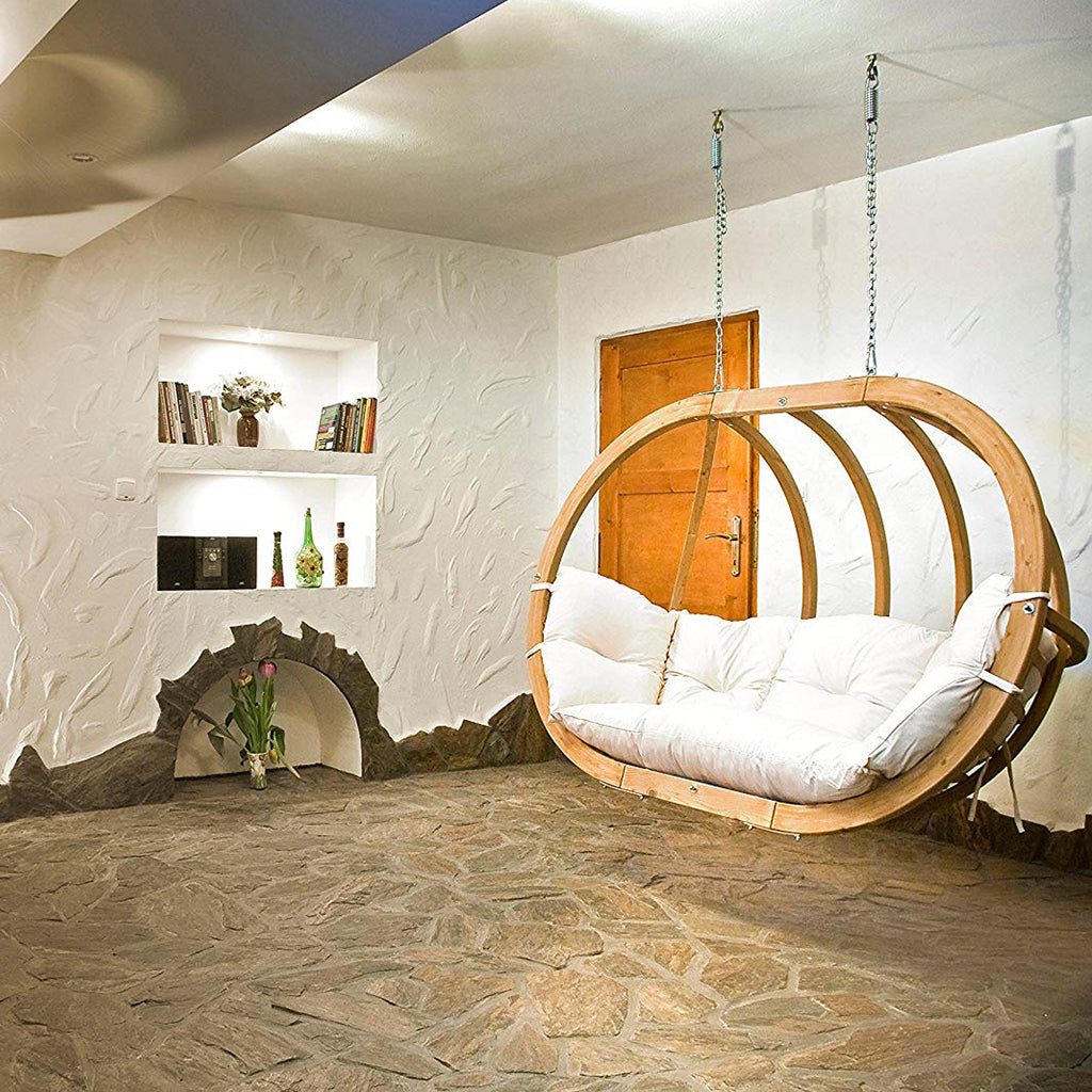 Picture of: Best Indoor Hanging Chairs To Enjoy This Winter Hammock Town