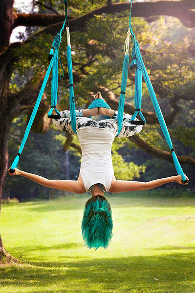 Yoga4You Aerial Yoga Swing Trapeze Kit