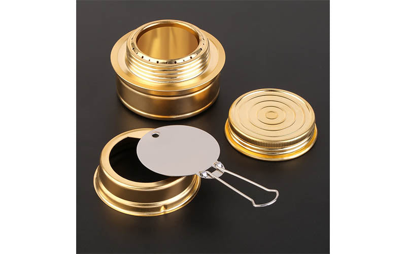 Portable Alcohol Stove