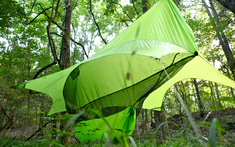 Luminair Spherical Tree Tents - $12,500 - 19 Of The Most Spectacular Tree Tents That Money Can Buy - Hammock