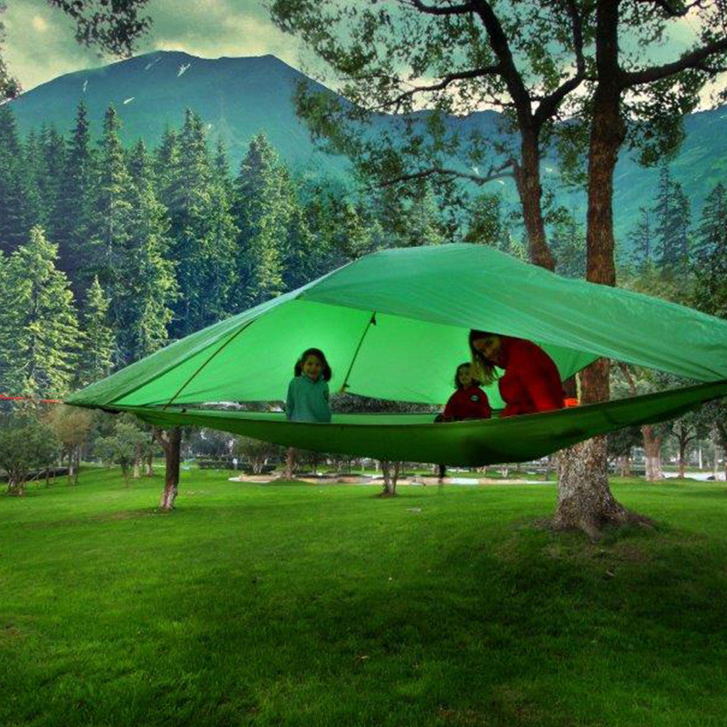Vista Tentsile Tree Tent - $550 & 19 of the Most Spectacular Tree Tents that Money Can Buy - Hammock ...
