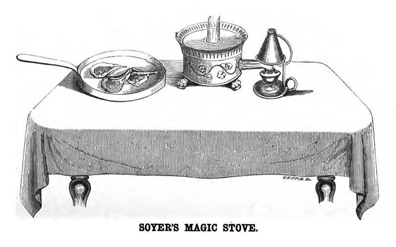 magic stove