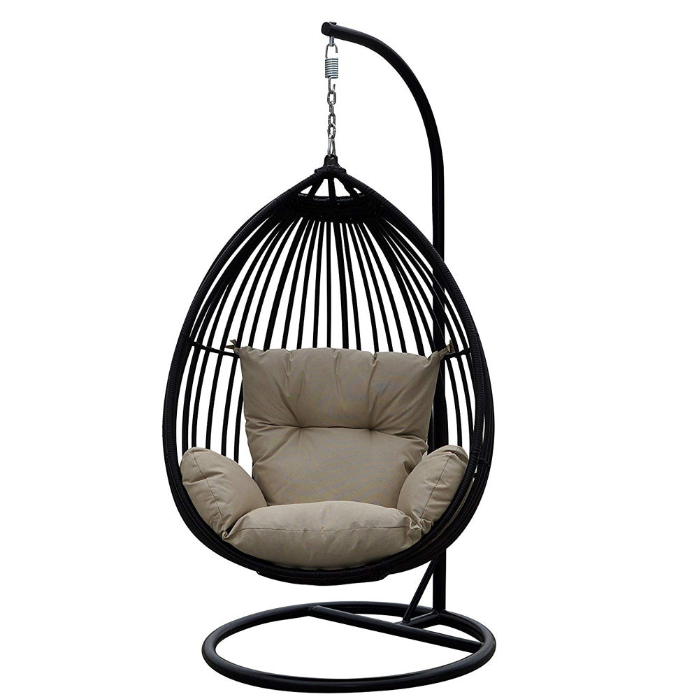 Peachy Best Hanging Wicker Chairs For Outdoor And Indoor Lounge Ibusinesslaw Wood Chair Design Ideas Ibusinesslaworg