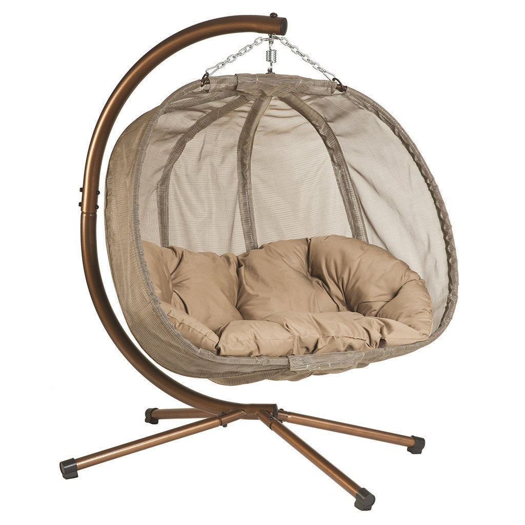 7 Luxury Hanging Egg Chairs You'll Want To Lounge in ...
