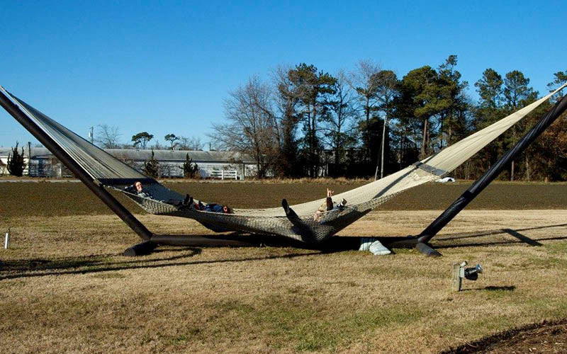largest hammock in the world