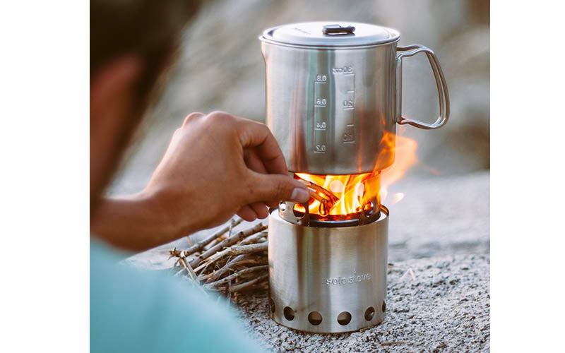 Solo Stove Camping Pot Combo