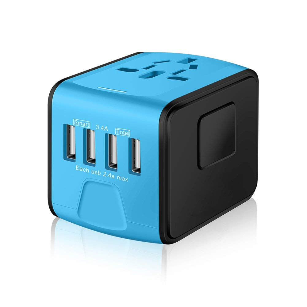 travel power adapter plug