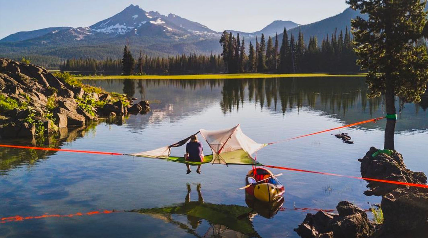 Be a Badass - Hammock Town: Tree Tents, Cacoons + Hammocks For Sale!