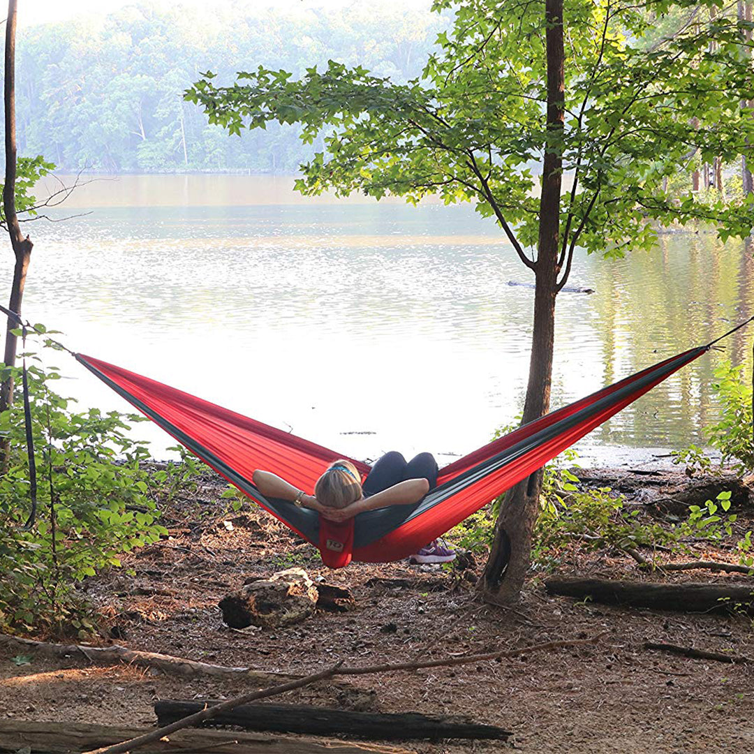Twisted Root Hammock Twisted Double Hammock