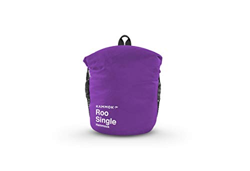 Kammok Roo Single Hammock : Violet Purple