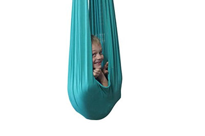 Indoor Therapy Swing for Kids with Special Needs :Hardware Included
