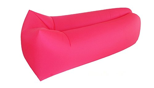 Inflatable Lounger Waterproof Portable Air Bag Lounger