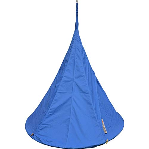 Single Cacoon Hammock Door | Sky Blue