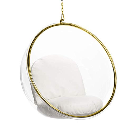 Bubble Hanging Chair Gold