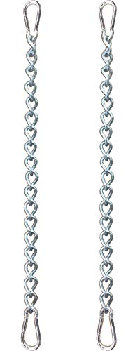 Chain with Two carabiners, Variable Attachment for Hanging Chair