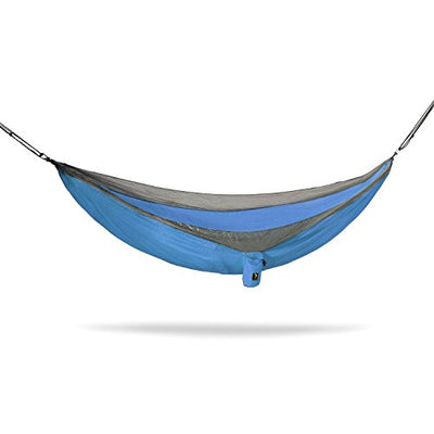 Tribe Provision Single Person Adventure Hammock: Blue