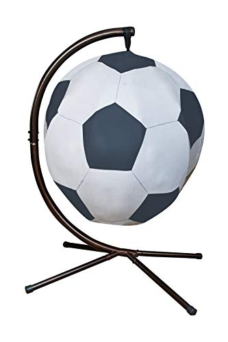Flowerhouse Soccer ball Hanging Lounge Chair with Stand
