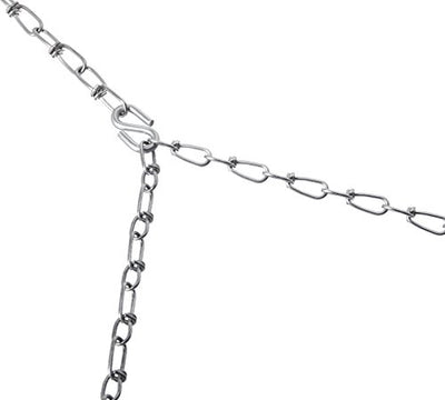 Perfection Chain Products 99001 Porch Swing Set Chain, Bright Galvanized