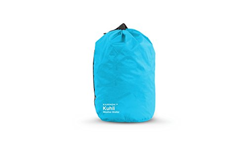 Kammok Kuhli Weather Shelter: Sky Blue
