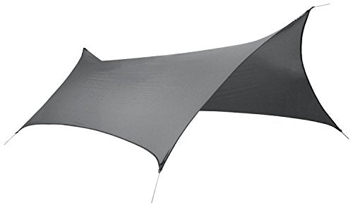 Pro Fly Rain Tarp for Hammock Camping [Grey]