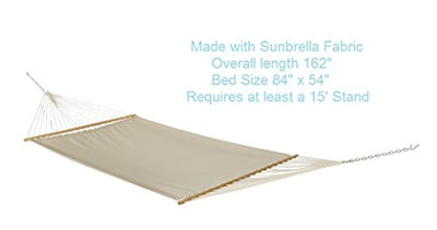 Sunbrella Outdoor Patio Garden Hammock