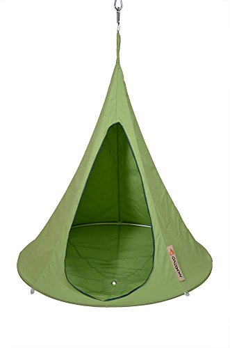 Bonsai Cacoon Hammock for Kids in Green