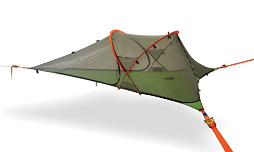 Tentsile Connect Tree Tent in Orange on Amazon