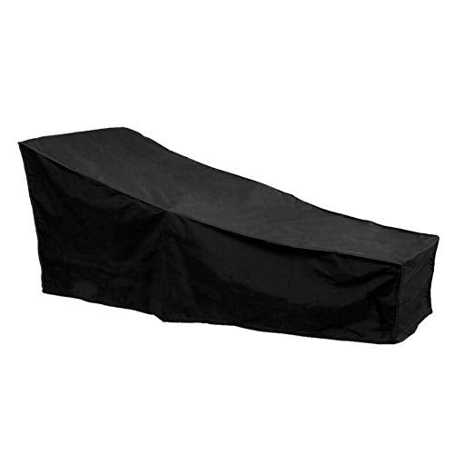 Waterproof Patio Chaise Lounge Cover Durable Outdoor Lounge Chair Cover