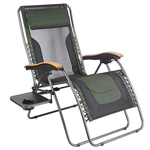 PORTAL Oversized Mesh Back Zero Gravity Chairs