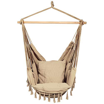 CCTRO Large Hammock Chair: Coffee