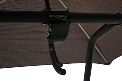 Sunset Swings L Dual Recliner