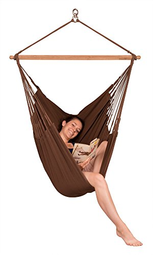 Modesta Arabica Hammock Chair by La Siesta